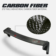 For Mini Cooper F56 Gp Style Carbon Rear Spoiler Wing Lip With Adjustable Blade