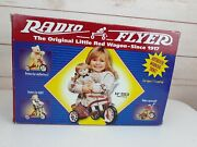 Radioflyer Tricycle New Open Box Assembly Required All Parts Included