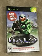 Halo 1 Master Chief Xbox Standee Game Store Counter Display Poster Box Type