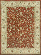 Loloi Yorkshire Yk-03-rust-light-gold-710x11 Rug - 7and03910 X 11and039