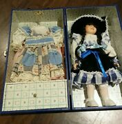 Lasting Impressions Companion Collection Doll With Case And Outfits