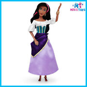 Disney Store Esmeralda Classic Doll The Hunchback Of Notre Dame Brand New In Box