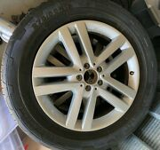 Mercedes 19and039and039 Wheels And Tires 19x8.5j Wheel And 19 Tire 275/55r19