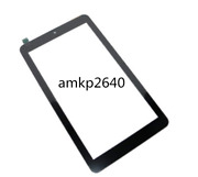 New 7 Inch Touch Screen Panel Digitizer Glass For Ematic Egq347bl Tablet Pc Am