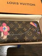 Louis Vuitton M69054 Zippy Wallet ♡ Holiday Only M78606179281 Pre-owned Japan