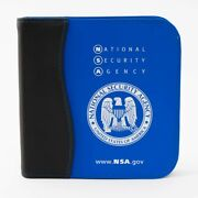 Set Of 25 12-disc Cd Dvd Case Nsa National Security Agency United States Usa