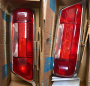Mercedes-benz Pair Of Taillights Complete W113 - 1138200164 - 1138200264 New