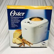 New Oster Compact Bread Maker Express Bake Homemade 1 Lbs And 1.5 Lbs Loaves 5858
