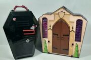 Monster High Lot 2 Playsets Accessories Furniture