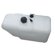 Gas Tank For Club Car Ds Golf Cart - Fits 1992 And Up
