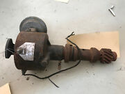 1958 Chrysler Auto-lite Ignition Distributor Housing 1841515 Date Ibs-4007a
