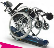 Stairclimber 4 Wheelchair - Under 1yr.andnbsp New Andpound4.8k.andnbsp Selling As Moved To G/flr.
