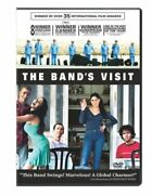 The Bandand039s Visit Dvd New Widescreen Movie That Inspired The Broadway Musical