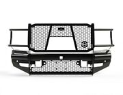 Ranch Hand Front Bumper Replacement 19 20 21 Dodge Ram 2500 3500 Camera