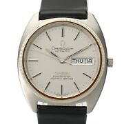 Vintage Omega 168.0057 Ss Constellation Chronometer Officially Certified Watch