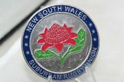 New South Wales Suburban Rugby Union Challenge Coin