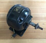 J.p. Seeburg Piano Co. Electric Motor Antique Coin Player Emerson Vintage Nice