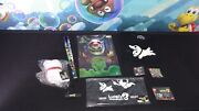 Nintendo Ny Store Luigi's Mansion3 Exclusive Glow In The Dark Shirt Andmore Bundle