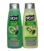 Vo5 Herbal Escapes Clarifying Shampoo And Conditioner Kiwi Lime Squeeze 15 Oz Each