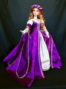 Tonner 16 Monica Merrill Ooak Repaint And Costume By Kathleen Hill