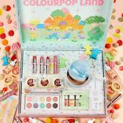 In Hand Colourpop Candy Land Pr Full Makeup Collection Includes Game New