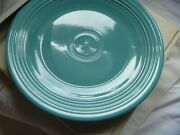 Fiesta Ware P86 Turquoise 12 Chop Plate New Old Stock/in Open Box From 1990