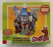 U-pick - Scooby Doo Haunted House 3d Board Game Replacement Parts - Bogo 30