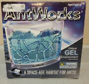 Fascinations Antworks A Space Age Habitat For Ants Unique Gel Environment