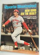 Sports Illustrated How Good Are The Reds Johnny Bench Homers Game 4 Series 1976