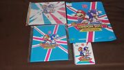 Mario And Sonic At The London 2012 Olympic Games Promo Shirt Bundle Very Rare
