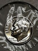1959-p Silver Proof Roosevelt Dime - Beautiful Coin Gem