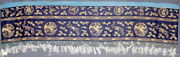 238x70 Cm Antique Chinese China Silk Embroidery Hanging Panel Phoenixes