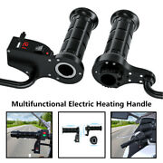 12v Motorcycle Modified W/switch Digital Electric Handle Adjustable Temperature