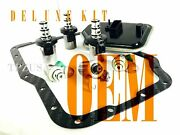 4f27e Solenoid Kit Deluxe / Filter Kit 99up Ford Fusion Mazda Protege -read-