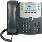 Used Cisco Spa508g 8-line Ip Small Business Spa500 Series Phone