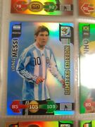 Adrenalyn 2010 World Cup South Africa.todo Lo Editadolimited Messi.unicaleer.