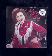 Patsy Cline Walkinand039 After Midnight White Vinyl Lp Honky Tonk Merry Go Round Lp