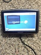 Tom Tom Xxl Widescreen Gps N14644 Us And Canada 310 Tested Works No Power Cord