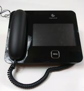 Caption Call Life Phone 57t Hearing Impaired Touch Screen Wired Desk Phone