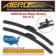 Aero Chrysler Town And Country 2007-1996 Beam Windshield Wiper Blades Set Of 3