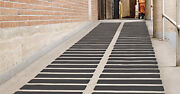 30 Off 3m Safety-walk 310 Black Slip-resistant Medium Resilient Tapes And Treads