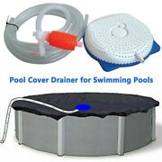 Above Ground Drain For Winter Pool Cover Swimming Pools Home Accessories