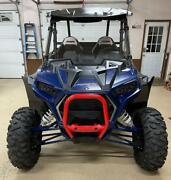 Vented Full Windshield For Rzr 2019+ 1000, Xp Turbo