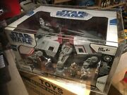 Star Wars Clone Wars At-te Costco Canadian Exclusive Graded Ukg