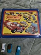 Vintage Matchbox/hotwheels Cars And Case 51 Cars
