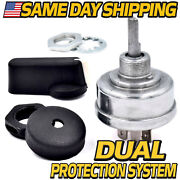 Starter Ignition Switch Replaces Miller Bobcat 250 Nt - Lc400511 And Up W/onan