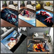 Marvel Avengers Endgame Spiderman 3d Print Carpet Bedroom Non-slip Floor Mat