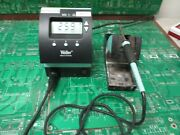 Weller Wd1 Soldering Station With Power Unit Iron Stand