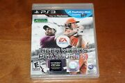 Tiger Woods Pga Tour 13 Sony Ps3 Game, 2012 - Brand New