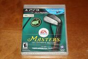 Tiger Woods Pga Tour 13 Masters Sony Ps3 Game, 2012 - Brand New